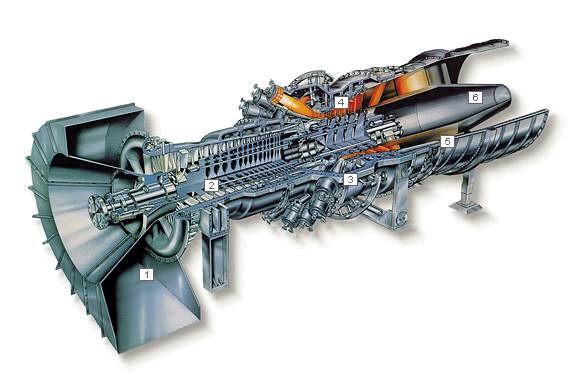 CombTurbine