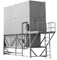 Space heating Heating large spaces